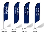 Feather Flags - Complete Kit - 12'