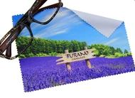 Custom Printed Microfiber Cloth 100% Polyester 230 GSM 7