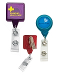 Best Quality Round or Square Retractable Badge Reels