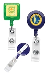 Better Quality Round or Square Retractable Badge Reels