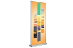 Deluxe Retractable Banner Stand - Double Sided