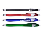 Colorful Modern Ballpoint Pen w/ Stylus