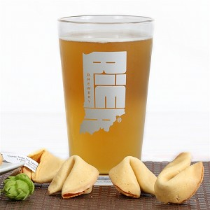 Custom Message Microbrew Beer Battered Gourmet Fortune Cookies